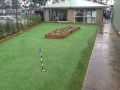Latrobe Golf Park synthetic golf green