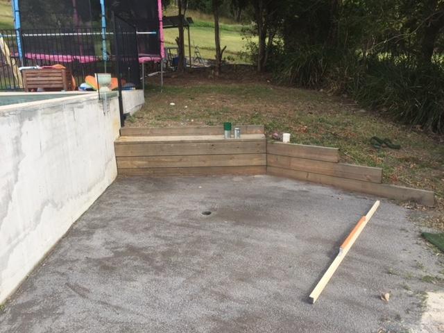 An Amazing DIY Backyard Golf Green