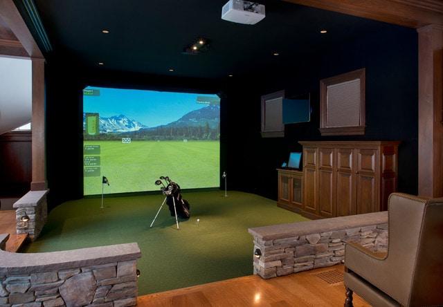 Golf Simulator Australia