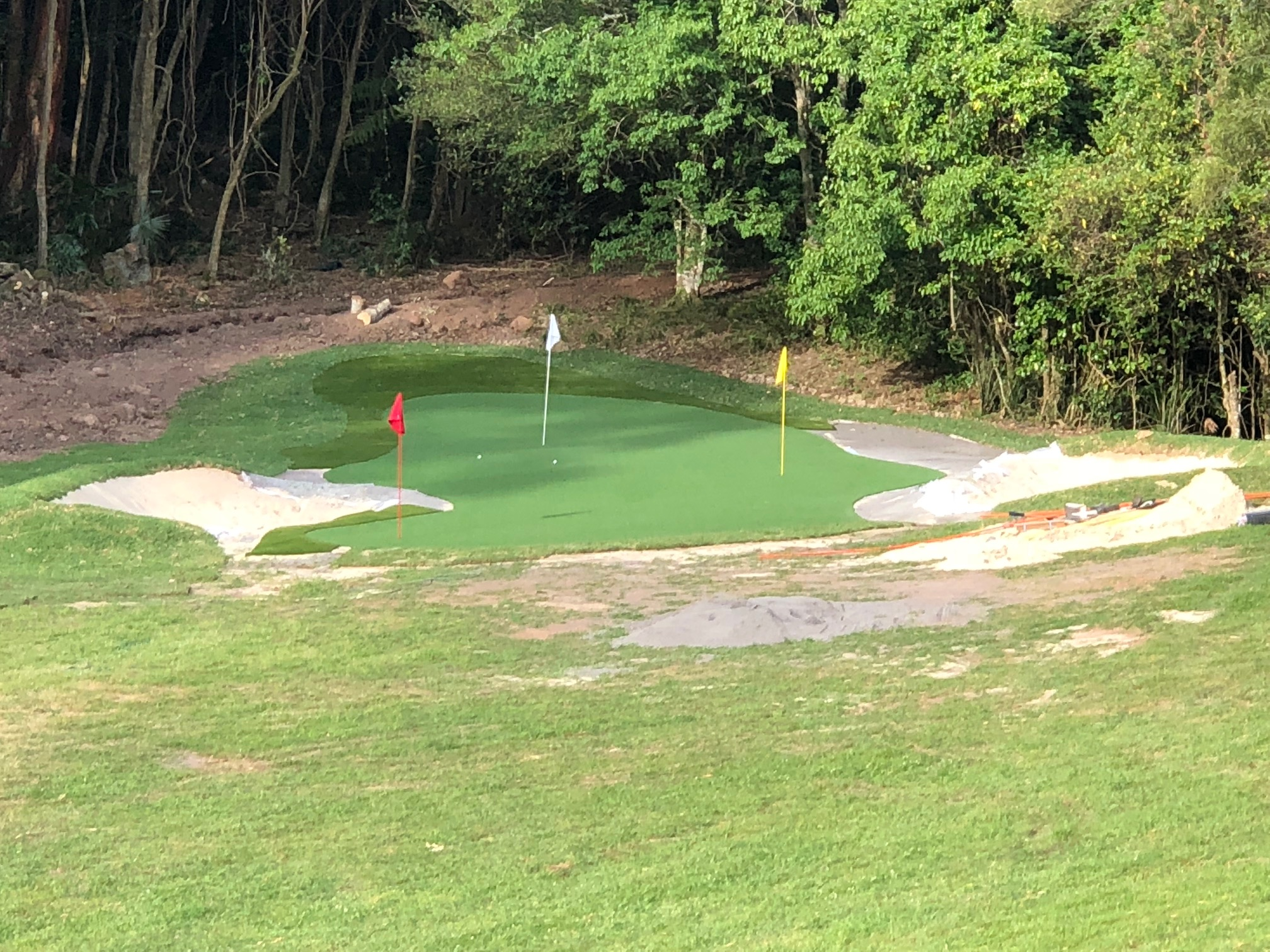 5 Steps to Getting Your Dream Golf Green