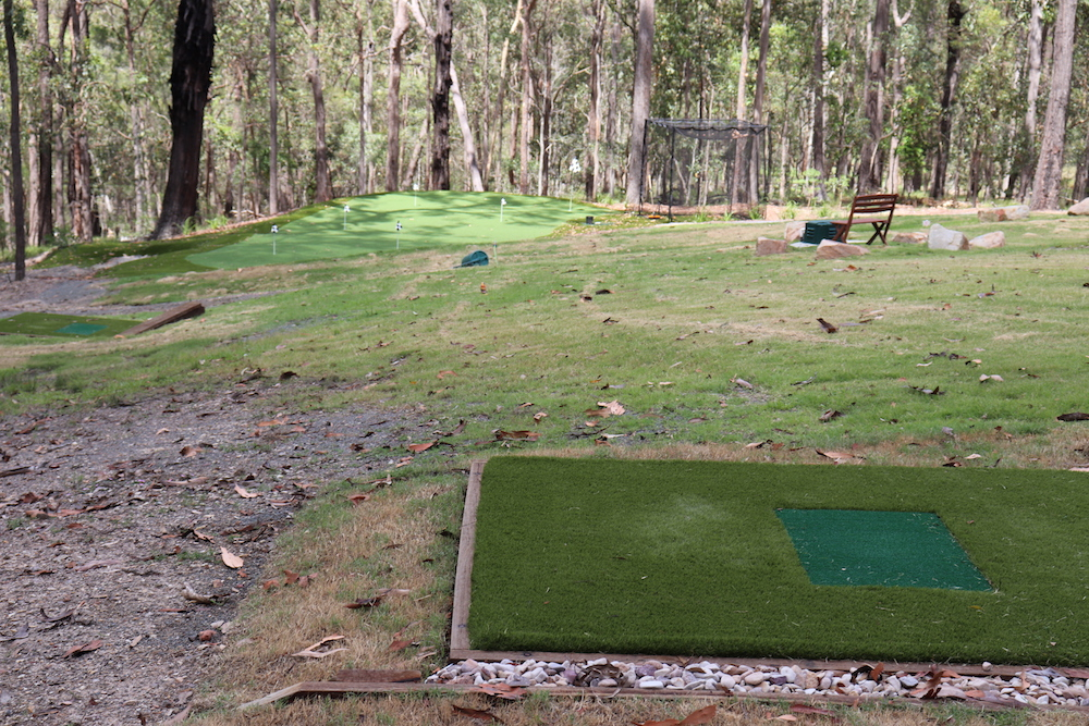 The Path To The Ultimate Backyard Synthetic Grass Golf Green