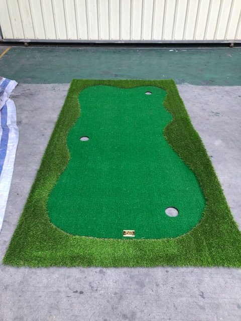 New Golf Green
