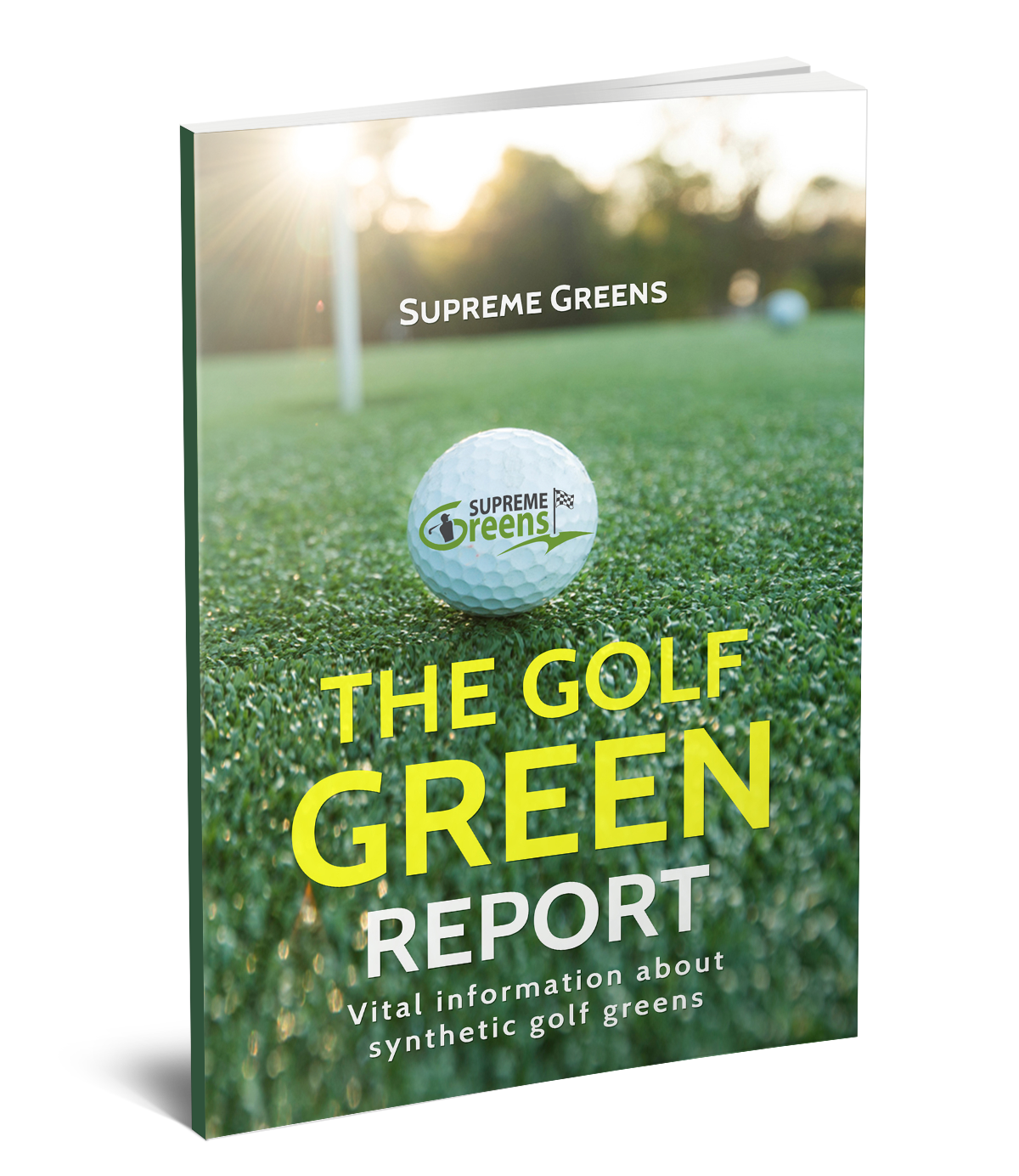 [Guide] How to build a synthetic golf green